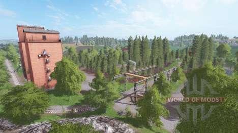 Nicolonia for Farming Simulator 2017