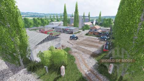 Czech for Farming Simulator 2015