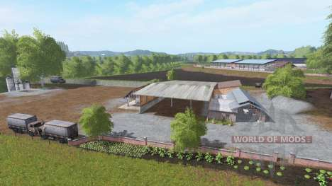 Pantano for Farming Simulator 2017