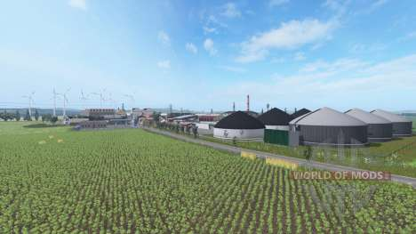 Sudthuringen for Farming Simulator 2017