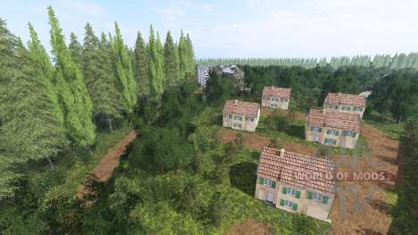La Petite Meusienne for Farming Simulator 2017