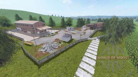 Bohemia Country for Farming Simulator 2017