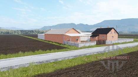 Nowe Karmonki for Farming Simulator 2017