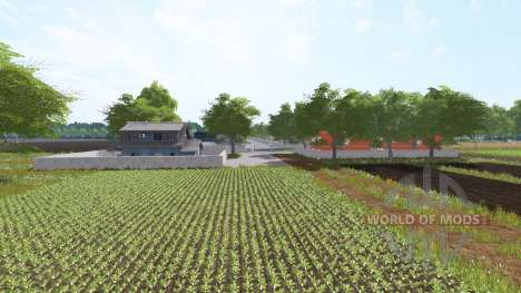 Oltrepo for Farming Simulator 2017