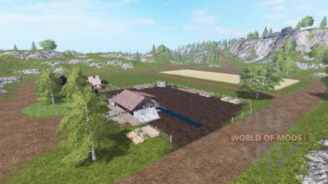 New Hagenstedt for Farming Simulator 2017