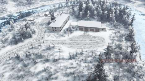 Winter's tale v0.95 for Spin Tires