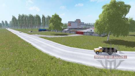 The middle of nowhere 2 for Farming Simulator 2017