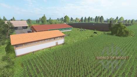 Started for Farming Simulator 2017