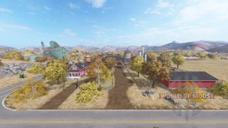 American heartland for Farming Simulator 2017