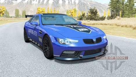 ETK K-Series racing for BeamNG Drive