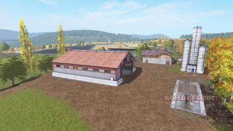 Kleinhau for Farming Simulator 2017