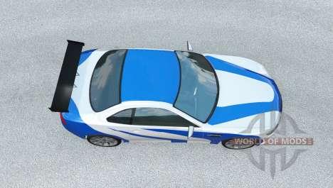 ETK K-Series Fugitive for BeamNG Drive