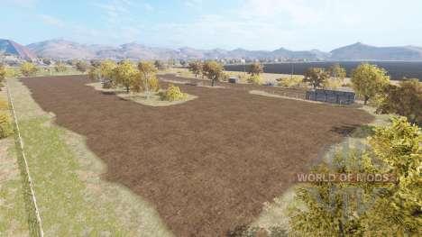 Mustang Valley Ranch for Farming Simulator 2017