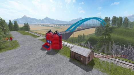 Kernstadt for Farming Simulator 2017