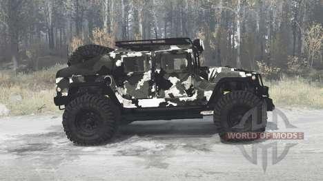 AM General HMMWV M1025 1984 off-road for Spintires MudRunner