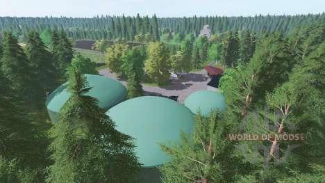 Altmuhlhofen for Farming Simulator 2017
