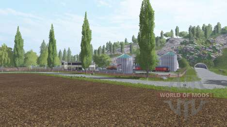 Irgendwo in Thuringen for Farming Simulator 2017