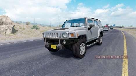 AI traffic for American Truck Simulator