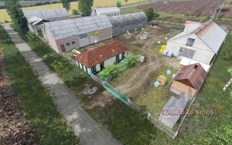 Imaginary Farm for Farming Simulator 2015