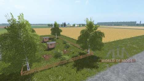 Flatlands for Farming Simulator 2017