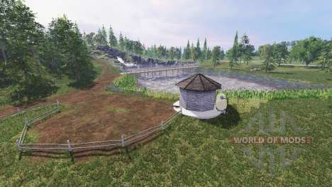 Somewhere in Nowhere for Farming Simulator 2015
