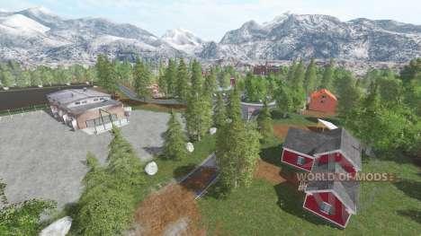 Legion of Forest for Farming Simulator 2017