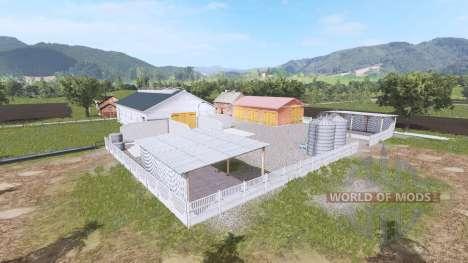 Mitusowo for Farming Simulator 2017