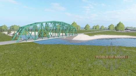 Wisconsin Illinois Border for Farming Simulator 2017