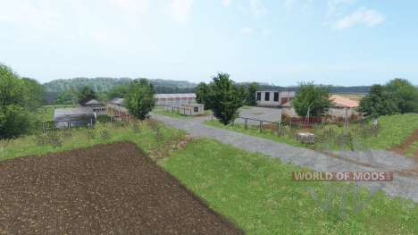 Cherkasy region for Farming Simulator 2017