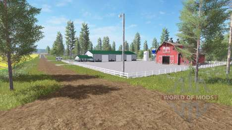 Lone Star for Farming Simulator 2017
