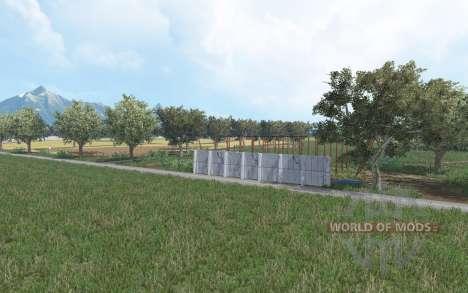 Michelhausen for Farming Simulator 2015