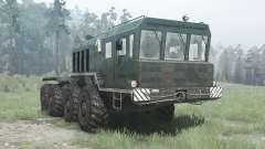 KZKT Rusich 74286 for MudRunner