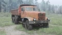 KrAZ 256Б v1.1 for MudRunner