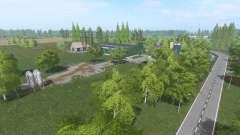 Green River v2.0.0.2 for Farming Simulator 2017