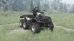 Polaris Sportsman Big Boss 6x6 for MudRunner