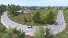 Farm town v2.0 for Farming Simulator 2017