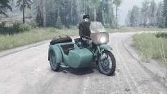 Ural M-62 for MudRunner