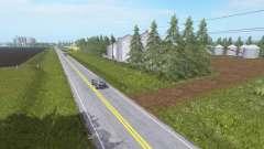 Northern Alberta for Farming Simulator 2017