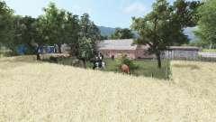 Rusinowo v1.1 for Farming Simulator 2017