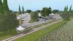 Mecklenburg-Vorpommern v2.2.1 for Farming Simulator 2017