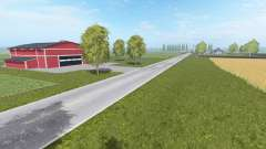 Wisconsin Illinois Border for Farming Simulator 2017
