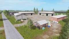 New Bartelshagen v1.2.1 for Farming Simulator 2017