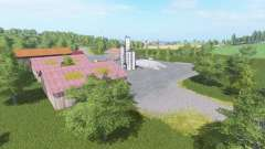 Giants Island 2009 v1.1 for Farming Simulator 2017