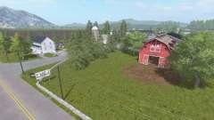 Woodmeadow Farm v1.2 for Farming Simulator 2017