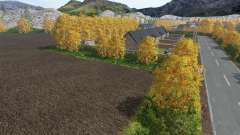 Autumn Tree Farm for Farming Simulator 2017
