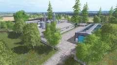Lithuania v2.0 for Farming Simulator 2017