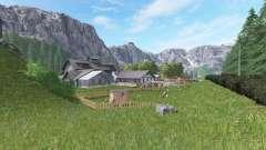 Alpenfeld v2.0 for Farming Simulator 2017