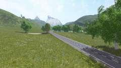 The Alps v1.1 for Farming Simulator 2017
