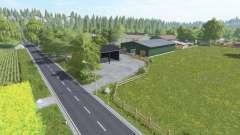 The Vogelsberg v1.1 for Farming Simulator 2017