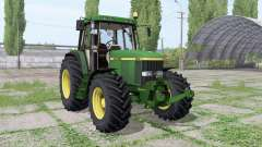 John Deere 6810 Continental for Farming Simulator 2017